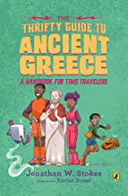 The Thrifty Guide to Ancient Greece - Kool Skool The Bookstore