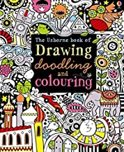 The Usborne book of Drawing, Doodling and Colouring - Kool Skool The Bookstore