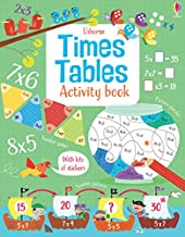 Usborne Times Tables Activity Book - Kool Skool The Bookstore