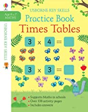 Usborne Times Tables Practice Book - Kool Skool The Bookstore