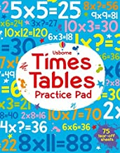 Usborne Times Tables Practice Pad - Kool Skool The Bookstore