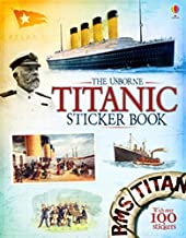 Titanic Sticker Book - Kool Skool The Bookstore
