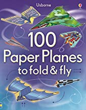 Usborne 100 Paper Planes to Fold and Fly - Kool Skool The Bookstore