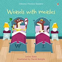 Usborne Phonics Readers: Weasels with Measles - Kool Skool The Bookstore