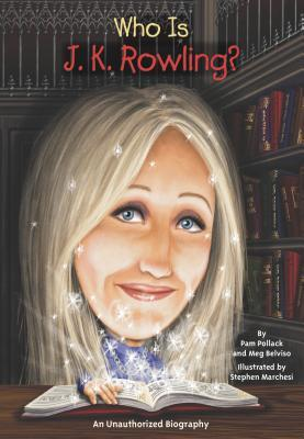 Who Is J.K. Rowling? - Paperback - Kool Skool The Bookstore