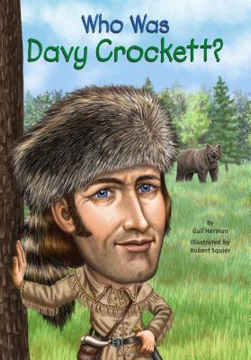 Who Was Davy Crockett? - Paperback - Kool Skool The Bookstore