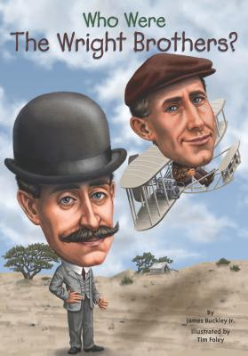 Who Were the Wright Brothers? - Paperback - Kool Skool The Bookstore