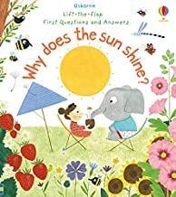 Usborne Lift The Flap : Why Does the Sun Shine? - Kool Skool The Bookstore