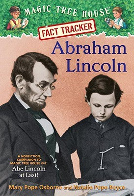 Magic Tree House Fact Tracker : Abraham Lincoln - Kool Skool The Bookstore