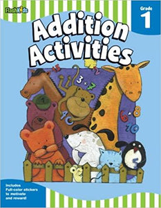Addition Activities: Grade 1 - Kool Skool The Bookstore