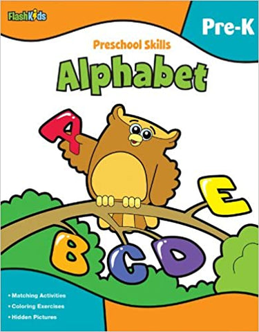 Preschool Skills: Alphabet - Kool Skool The Bookstore