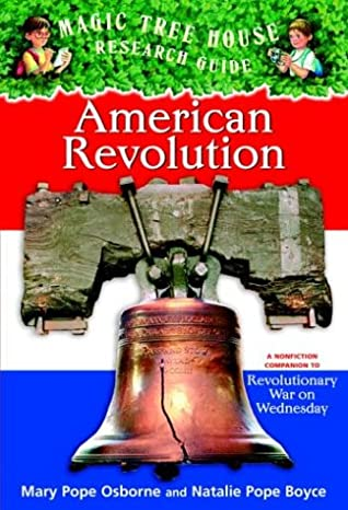 Magic Tree House Fact Tracker : American Revolution - Kool Skool The Bookstore
