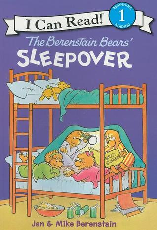 I Can Read Level1 :The Berenstain Bears' Sleepover - Paperback