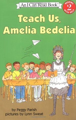 I Can Read Level2 : Teach Us, Amelia Bedelia- Paperback