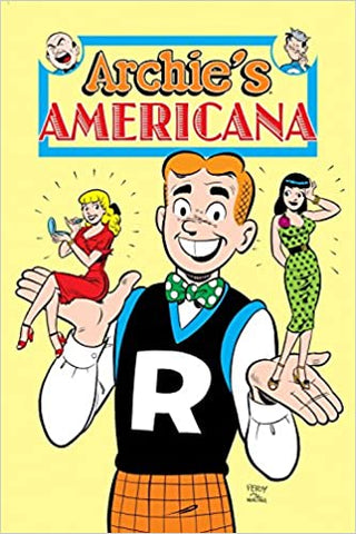 Archie's Americana Box Set: 1940s-1970s Hardcover - Kool Skool The Bookstore