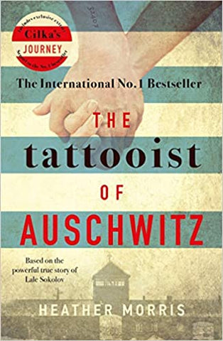 The Tattooist of Auschwitz - Kool Skool The Bookstore