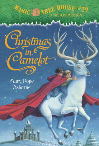 Magic Tree House #29 : Christmas in Camelot - Kool Skool The Bookstore