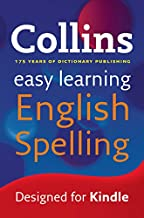 COLLINS EASY LEARNING ENGLISH SPELLING - Kool Skool The Bookstore