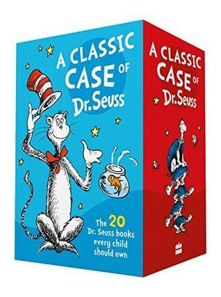 A Classic Case of Dr. Seuss Box Set of 20 Books - Paperback - Kool Skool The Bookstore
