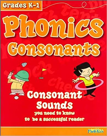 Phonics Consonants - Kool Skool The Bookstore