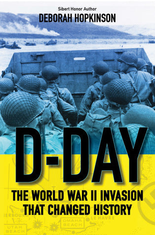 D-Day: The World War II Invasion that Changed History - Kool Skool The Bookstore
