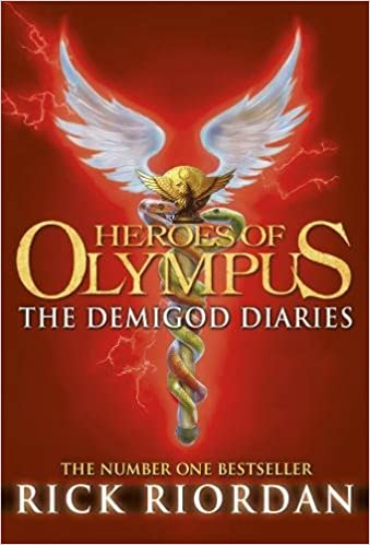 Heroes of Olympus: The Demigod Diaries - Kool Skool The Bookstore