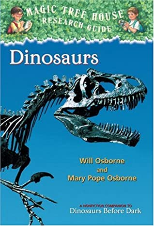 Magic Tree House Fact Tracker : Dinosaurs - Kool Skool The Bookstore