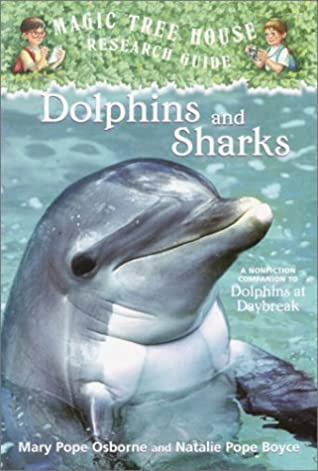 Magic Tree House Fact Tracker : Dolphins and Sharks - Kool Skool The Bookstore