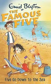 The Famous Five 12 : Five go Down to the Sea - Kool Skool The Bookstore