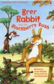 Usborne First Reading Level 2 : Brer Rabbit and the Blackberry Bush - Kool Skool The Bookstore