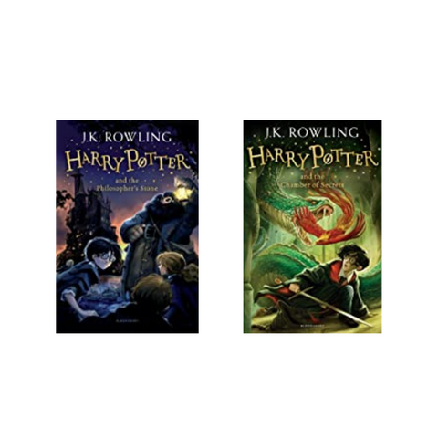 Harry Potter Collection Book 1 & 2 - Paperback