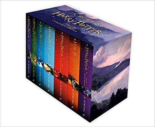 Harry Potter The Complete Collection Box Set - Kool Skool The Bookstore
