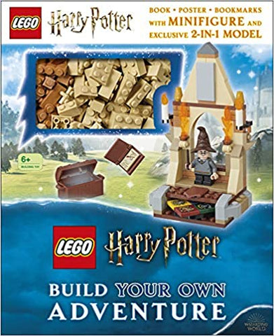 Build Your Own Adventure : LEGO Harry Potter - Kool Skool The Bookstore