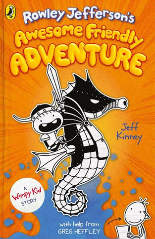 Rowley Jefferson's Awesome Friendly Adventure - Hardback - Kool Skool The Bookstore
