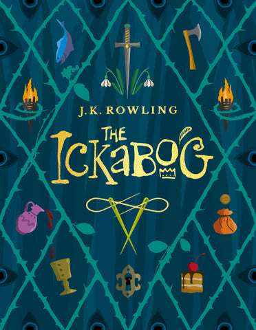 PRE-ORDER : The Ickabog by JK Rowling - Hardback - Kool Skool The Bookstore