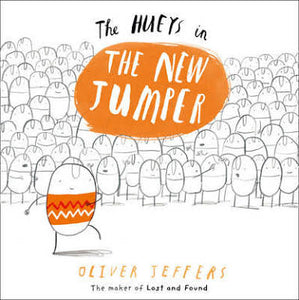 The Hueys In The Jumper -Paper back