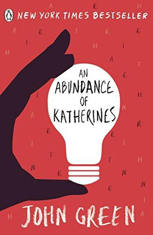 Abundance of Katherines - Kool Skool The Bookstore