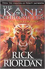The Kane Chronicles: The Red Pyramid (Book 1) - Kool Skool The Bookstore