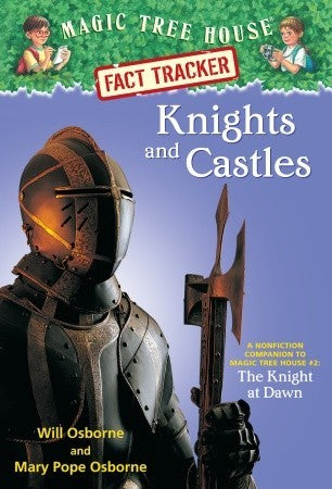 Magic Tree House Fact Tracker : Knights and Castles - Kool Skool The Bookstore