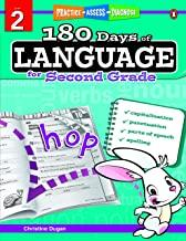 180 Days of : Language (Grade 2) - Kool Skool The Bookstore