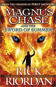 Magnus Chase and the Sword of Summer (Book 1) - Kool Skool The Bookstore