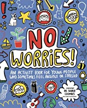 No Worries! Mindful Kids: An activity book for children who sometimes feel anxious or stressed - Kool Skool The Bookstore