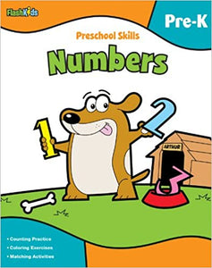 Preschool Skills: Numbers - Kool Skool The Bookstore
