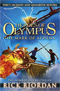 Heroes of Olympus: The Mark of Athena (Book 3) - Kool Skool The Bookstore