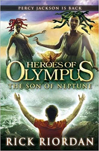 Heroes of Olympus: The Son of Neptune (Book 2) - Kool Skool The Bookstore