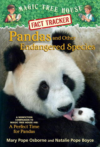 Magic Tree House Fact Tracker : Pandas and other Endangered Species - Kool Skool The Bookstore