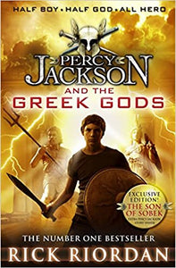 Percy Jackson and the Greek Gods - Kool Skool The Bookstore