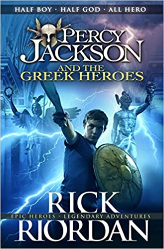 Percy Jackson and the Greek Heroes - Kool Skool The Bookstore