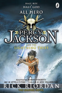 Percy Jackson and the Lightning Thief: The Graphic Novel - Kool Skool The Bookstore