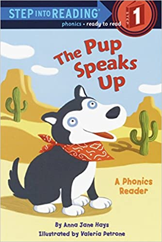 Step into Reading Step 1 : The Pup Speaks Up - Kool Skool The Bookstore